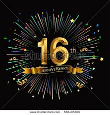 16th wedding anniversary gifts 16th anniversary stock images royalty free images vectors