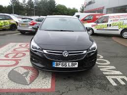 vauxhall car 1940 used 2016 vauxhall astra 1 6cdti sri 5dr hatch s s for sale in