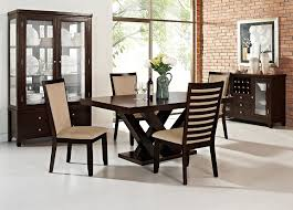 Hayley Dining Room Set American Signature Furniture Tempest Paragon Dining Room