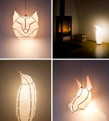 Origami Light Fixture 89 Best Awesome Light Fixtures For Mood Light Painted Light Bulbs