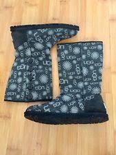 ugg australia sale nederland ugg australia flat 0 to 1 2 in denim boots for ebay