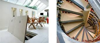 in floor wine cellar cellar doors in floors wine design