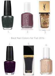 best fall nail polish colors take time for style