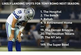 Funny Tony Romo Memes - 25 best memes about denver bronco denver bronco memes