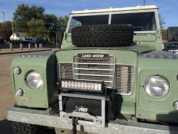 land rover series iii lot shots find of the week land rover series iii onallcylinders
