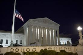 Why Is The Us Flag At Half Staff Today What Happens When The Supreme Court Is Tied Time