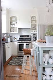 how to paint above kitchen cabinets 21 exles of the space above your kitchen cabinets