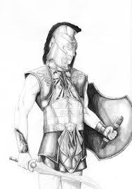 greek god of war symbol tattoo