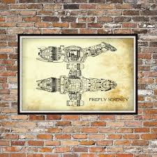 firefly serenity blueprint art of firefly class technical