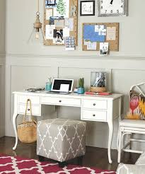 Two Desks In One Office One Room Two Uses How To Have A Home Office In A Guest Room