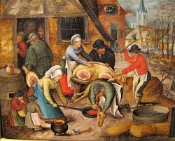pig slaughter wikipedia