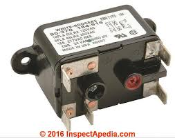 fan relay switch contactors relay switches chattering noise air conditioner heat