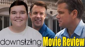 downsizing movie downsizing 2017 movie review 431 youtube