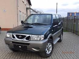 nissan terrano 2003 nissan terrano ii 2 7 dti luxury for 4 999 00 u20ac autobazár eu