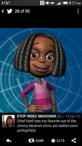 Chief Keef Meme - picture chief keef was my favorite character in jimmy neutron too