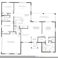 modern home designs floor plans design ideas beauteous house