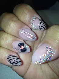 almond nail design hair nails makeup pinterest almond