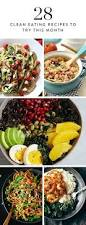 28 clean eating dinners to try every night in february clean