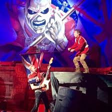 review ghost and iron maiden book of souls tour live in tinley park