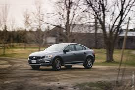 volvo canada 2016 volvo s60 cross country review clavey u0027s corner