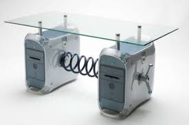 Upcycled Products - upcycled computer coffee tables crunching numbers g4