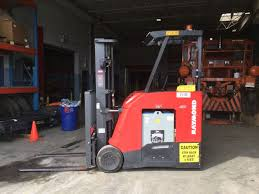 22 electric walkie stand up center control forklifts in stock and