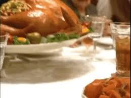 Turkey On The Table Holidays The Widdershins