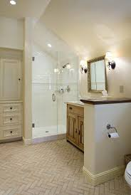 Mediterranean Bathroom Design Best 20 Rustic Recessed Shower Lighting Ideas On Pinterest