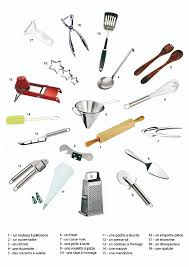 cuisine et ustensiles imagier lcff ustensiles de cuisine lcff