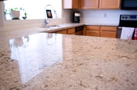 Kitchen Quartz Countertops by Kitchen Quartz Top White Kitchen Island Attached To Wooden Dining