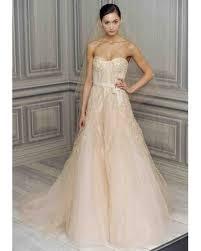 colorful wedding dresses from spring 2012 bridal fashion week