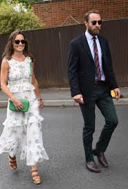 pippa middleton out in wimbledon celebzz celebzz