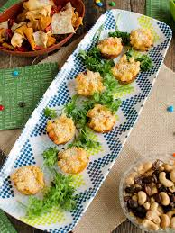 lobster mac and cheese bites perfect crowd pleasing appetizer