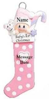 buy baby pink personalized ornament