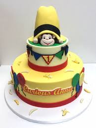 curious george birthday cake curious george birthday cake croissants myrtle bistro bakery