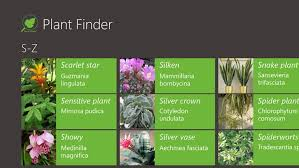 plant finder app ranking and store data app annie