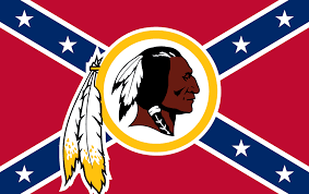 Why The Confederate Flag Is Offensive Defenders Of The Washington Redskins Name Sound Exactly Like