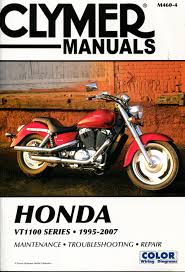 honda vt1100 shadow spirit sabre ace aero 1995 2007 service repair