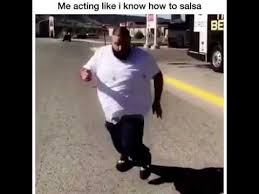 Salsa Dancing Meme - dj khaled salsa dance youtube