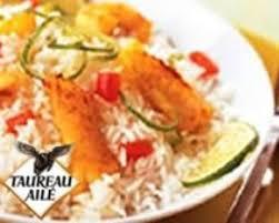 riz cuisiné recette riz thaï primeur cuisiné à la lotte aux poivrons et au