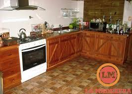mueble bajo mesada en madera quebracho nuevo para cocina bajo