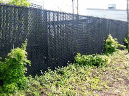 Decorate A Chain Link Fence Chain Link Fence Privacy Slats Decorations Peiranos Fences