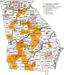 Bucks County Map Best Big Buck States For 2014 Georgia Game U0026 Fish