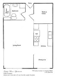2 simple super beautiful studio apartment concepts for a young