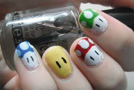 on a shoestring geek nail challenge games and gaming