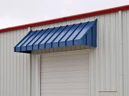 Awnings For Doors At Lowes Backyards Blake Aluminum Awnings Alum 02 Big Door Lowes