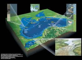 Bosporus Strait Map Noah U0026 The Black Sea Flood Geomorphology Of Dams Geog323
