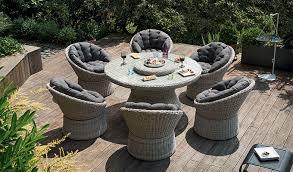 canapé jardin résine choisir et entretenir un salon de jardin en résine tressée