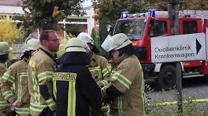 Bad Lippspringe Reha Feuer In Cecilien Klinik Bad Lippspringe Youtube