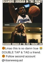 Deandre Jordan Meme - 25 best memes about deandre jordan jordans nba and friends